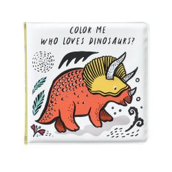 Livre de bain | Dinosaures