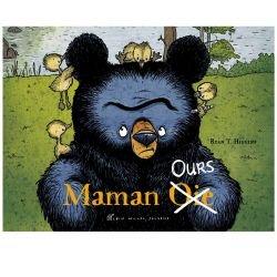 Maman ours par Albin Michel couverture