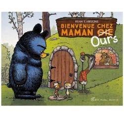 Bienvenue chez Maman ours par Albin Michel couverture