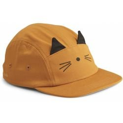Casquette | Chat moutarde