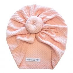 Bonnet lina | Rose