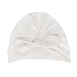 Bonnet noué | Crème