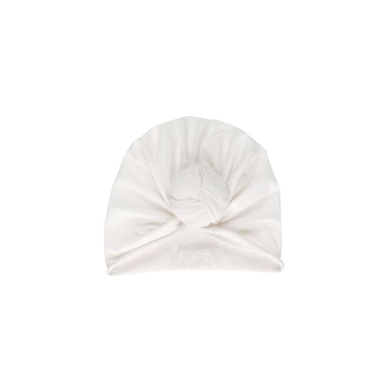 Turban   Crème par Bonjour Little sur un bébé