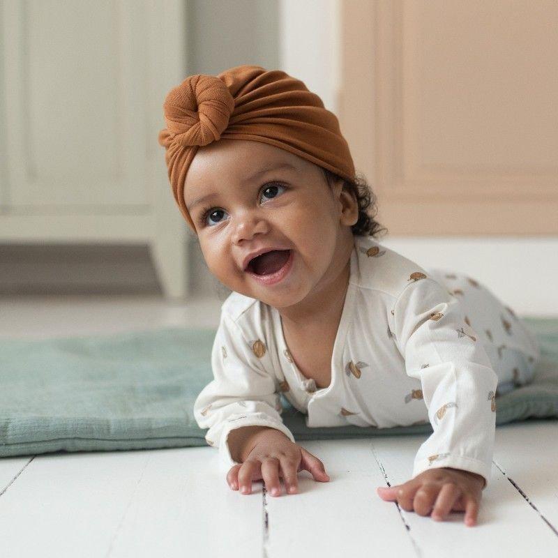 Turban | Nut par Bonjour Little sur un bébé