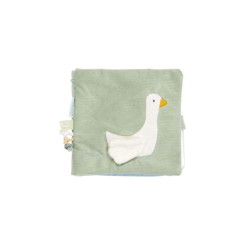 Livre d'éveil | Little goose par Little Dutch