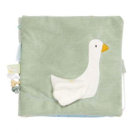 Livre d'éveil | Little goose par Little Dutch couverture