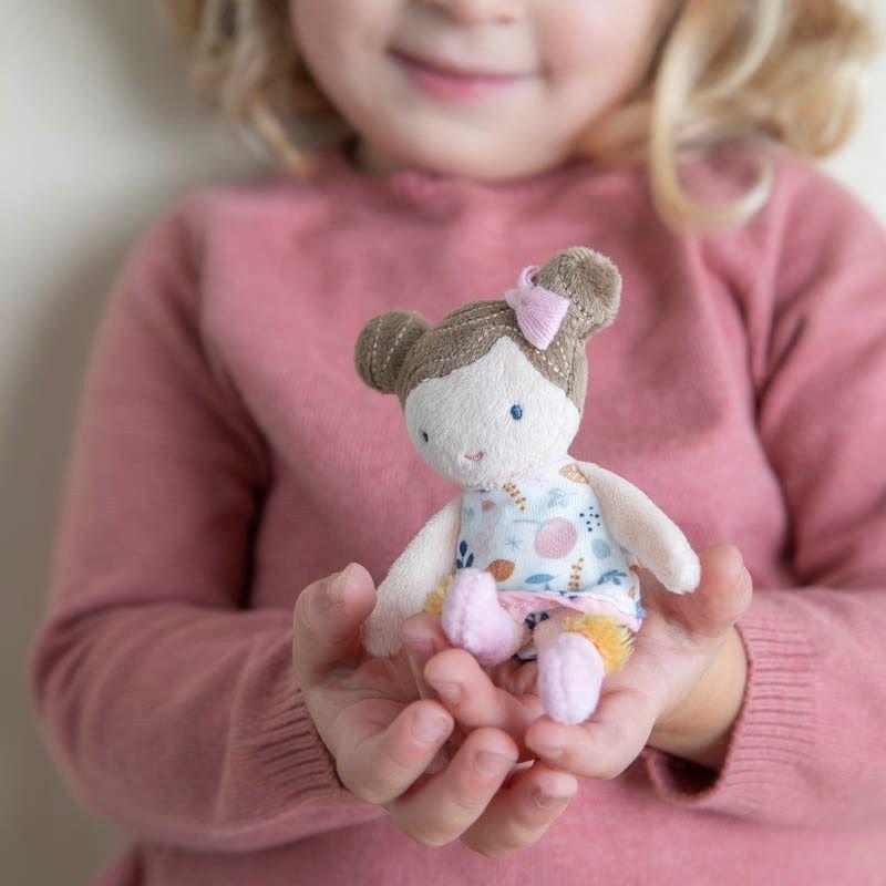 Mini poupée bébé | Rosa par Little Dutch avec un enfant