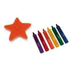 Crayons pour le bain