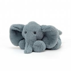 Doudou Eléphant | Bleu
