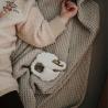 Anneau de dentition   Cygne par Natruba à côté d'un enfant