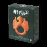 Anneau de dentition | Perroquet Orange par Natruba dans sa boite
