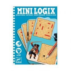 Mini Logix | Bataille navale