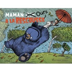 Maman ours à la rescousse par Albin Michel couverture du premier album