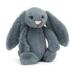 Lapin Bashful 31 cm | Dusky Blue par Jellycat