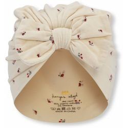 Bonnet Bambi | Bloom red blue
