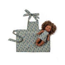 Duo Tabliers pour enfant et poupée | Cassandra par Minikane