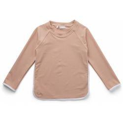 T-shirt de bain Manta | Rose corail