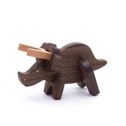 Puzzle en bois | Triceratops