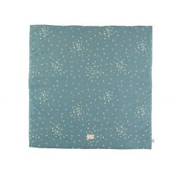 Tapis de sol | Confettis vert