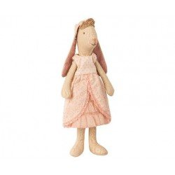 Petit lapin robe princesse...