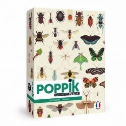 Puzzle éducatif 500 pièces | Insectes