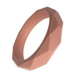 Bracelet Silicone | Nude