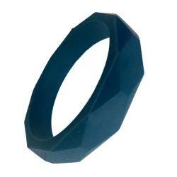 Bracelet Silicone | Pétrole