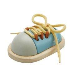 Chaussure en bois