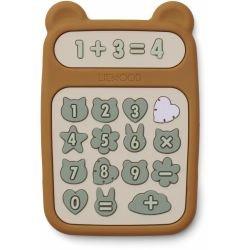 Calculatrice en silicone à...