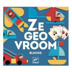 Jeu de construction | ZeGeoVroom