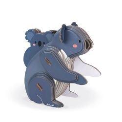 Puzzle 3D | Koala