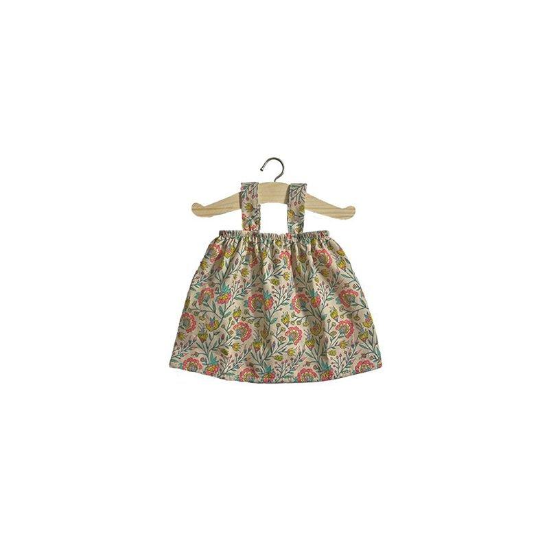 Robe Mila   Fleurs en liane