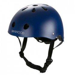 Casque de vélo bleu par Banwood