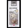 2 Tétines Bibs Supreme  Taille 1 | Vanille et chêne - Bibs