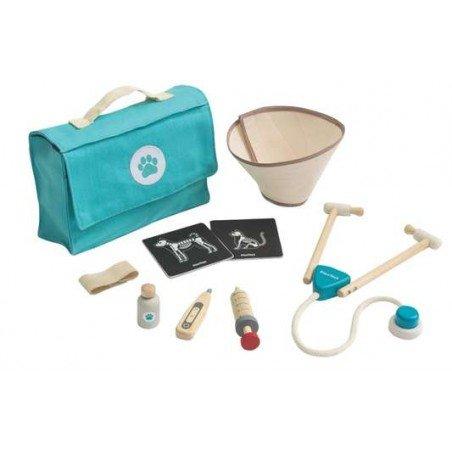 Ma valise de vétérinaire par Plan toys