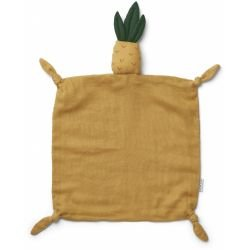 Doudou Lange en coton bio Ananas par Liewood