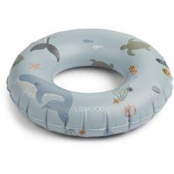 Bouée Baloo Créatures de la mer Bleu par Liewood