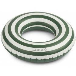 Bouée Baloo Rayures Vert/Crème par Liewood