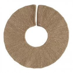 Collerette en laine Sable par Hvid