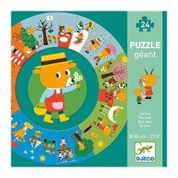 Puzzle Géant | L'année