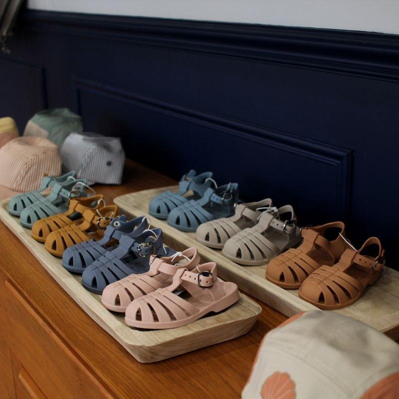 Sandales | Bleu clair