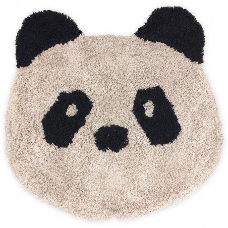Tapis rond en forme de panda par Liewood