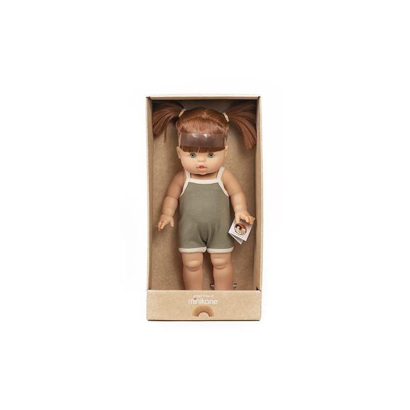 Poupée 37 cm Gabriella par Minikane dans sa boite