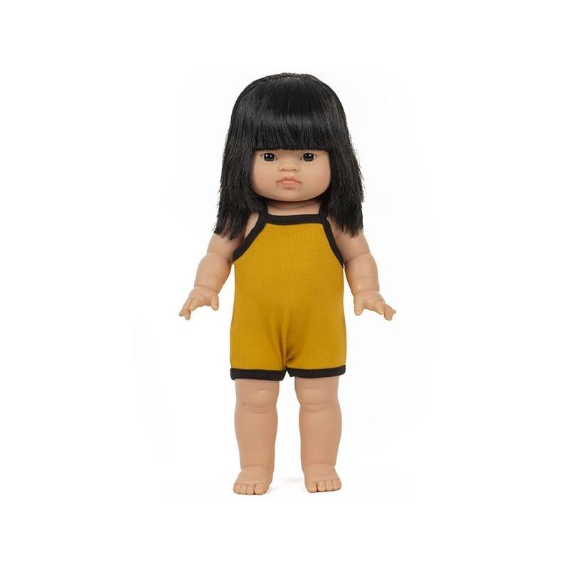 Poupée 37 cm Jade-Lou par Minikane dans sa boite