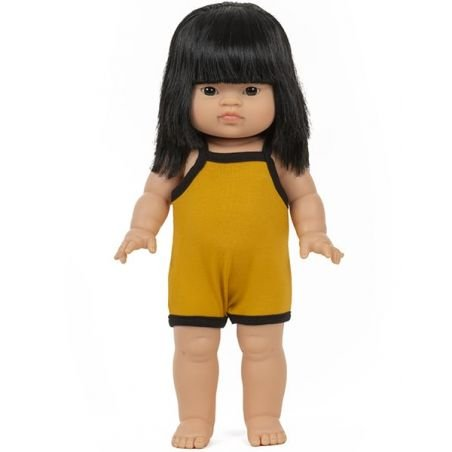 Poupée 37 cm Jade-Lou par Minikane