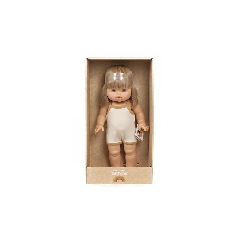 Poupée 37 cm Zoélie par Minikane dans sa boite