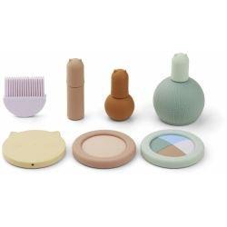 Set de maquillage en silicone Vert par Liewood