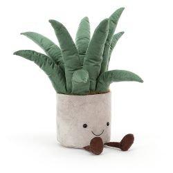 Peluche végétale | Aloe vera