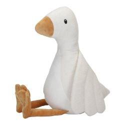 Peluche Géante Oie Little Goose 60 cm par Little Dutch