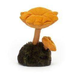 Doudou champignon Girolles par Jellycat
